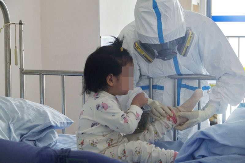 menores enfermos covid