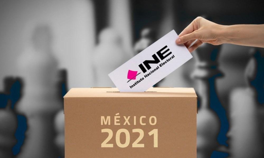 mexico 2021 ine elecciones