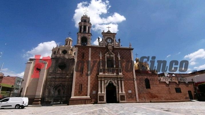 parroquia San Martin texmelucan nueva