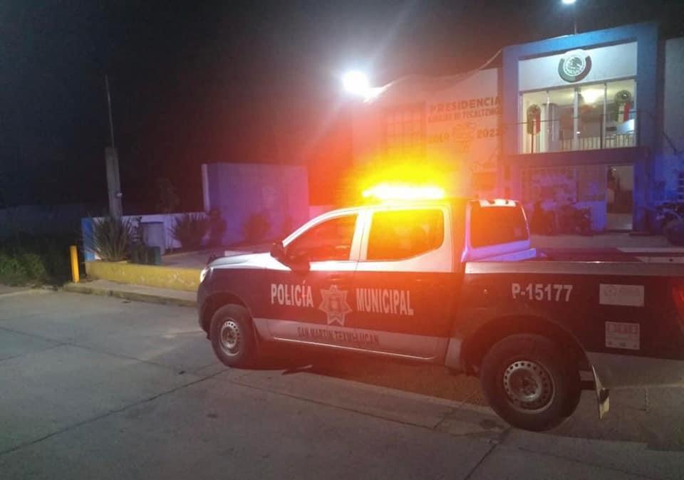 patrulla noche operativo