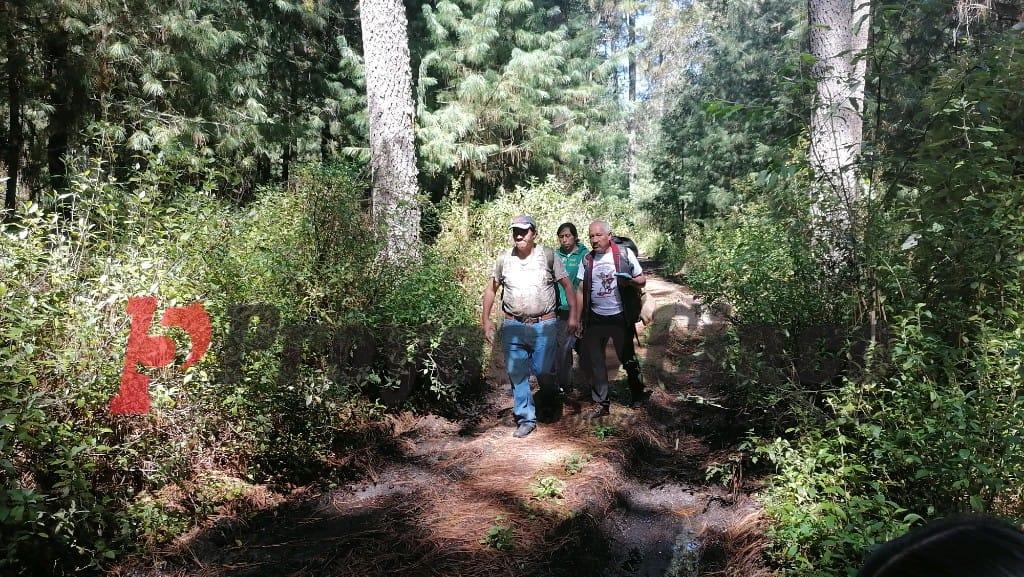 peregrinos cdmx tlaxcala san miguel bosque milagro