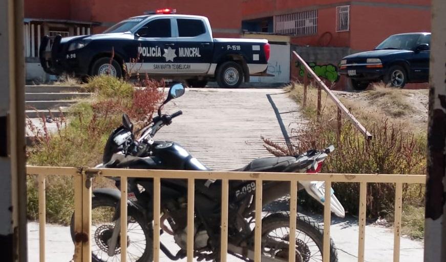 policia municipal texmelucan patrulla primaria