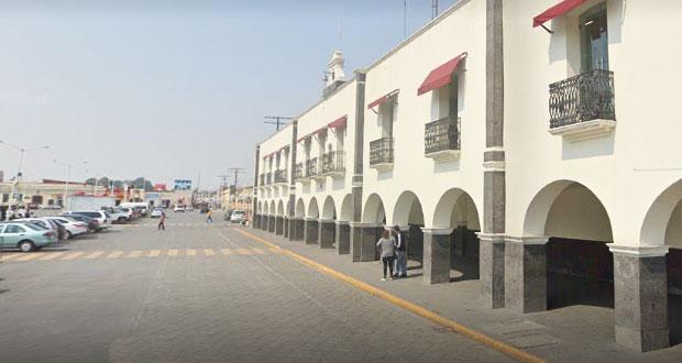 presidencia municipal Huejotzingo Puebla