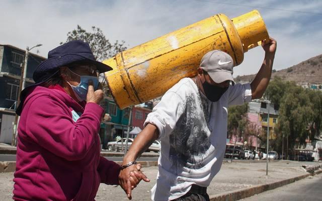 reparto Gas LP Puebla