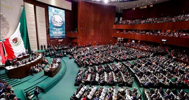 sesion congreso diputados federales