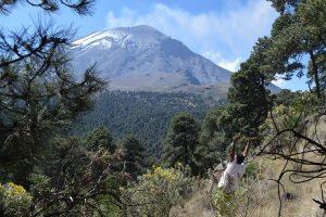 volcan popocatepetl ofrenda 3