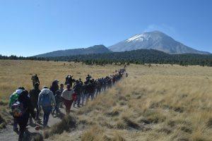 volcan popocatepetl ofrenda 4